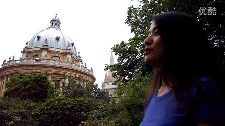 我的牛津大学生活之 Meg Zeng Jing
