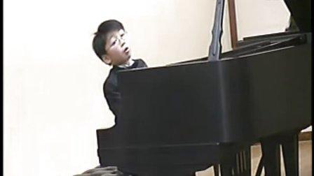 黎卓宇(George Li)弹奏门德尔松钢琴曲无词歌