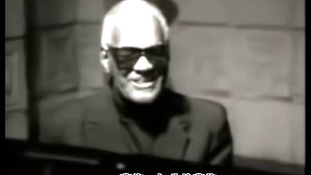 Ray charles--sorry seems to be the hardest word