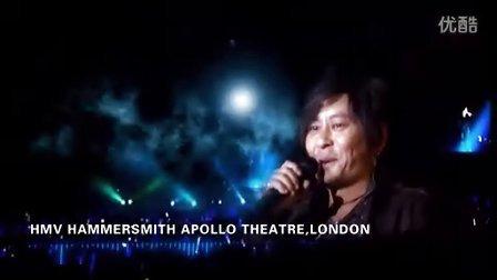 王杰英国演唱会电视广告片 HD