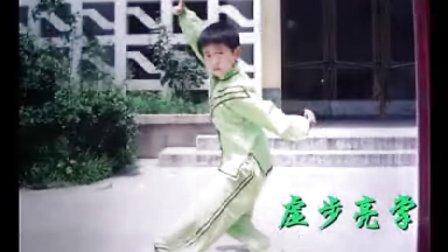 理拳勇武道-自摄自制教虹飞片头2005.7.18