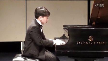 """黎卓宇(George Li)弹奏舒伯特的C大调幻想曲 """"流浪者幻想曲"""""""