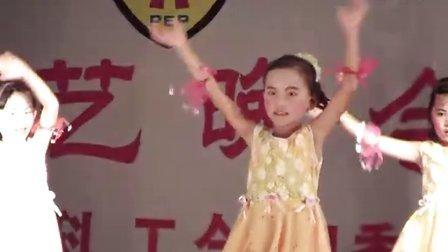 福报农场07年61文艺晚会  舞蹈:七色光之歌