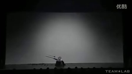 剑舞 - 真人与影子的战斗