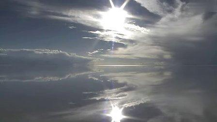 """一生中一定要去的地方:玻利维亚""""天空之镜"""""""