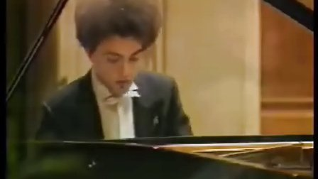 Evgeny Kissin plays Liszt La Campanella 《钟》 基辛演奏