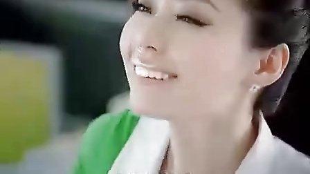 光明畅优广告2010-张靓颖