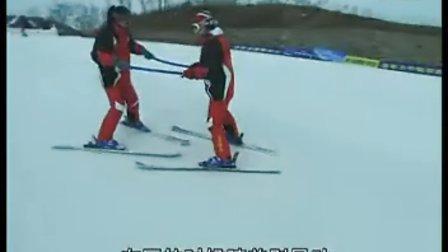 CCTV央视双板滑雪教学教程(零基础开始)  08