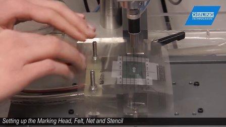 奥斯汀电解液自动打标机FlowEtch