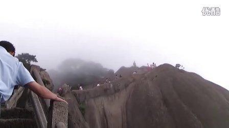 黄山-迎客松-莲花峰--风光片