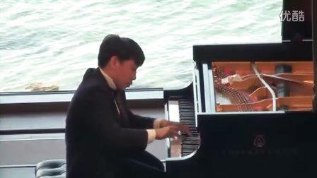 黎卓宇(George Li)弹奏李斯特音乐会练习曲Gnomenreigen