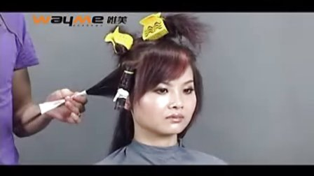 短发烫发 烫发发型 纹理烫发型1.