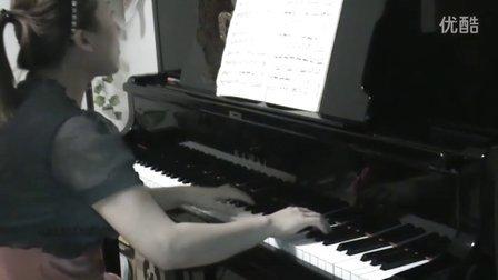 江苏民歌《茉莉花》钢琴视奏版_8m0l5xgw.com