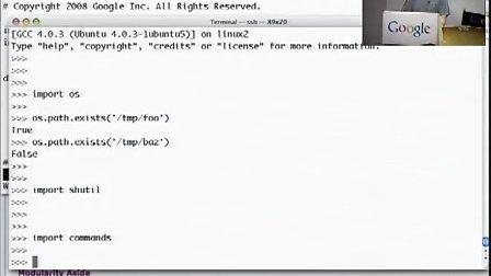 Google Python Class Day 2 Part 2