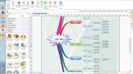 介绍一款好用的绘图软件——Edraw