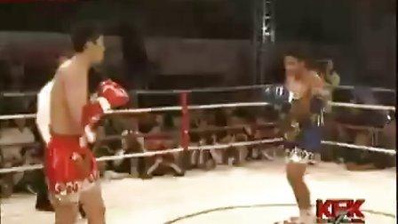 2010.3.21.中泰拳王争霸赛上官鹏飞vs朗赛