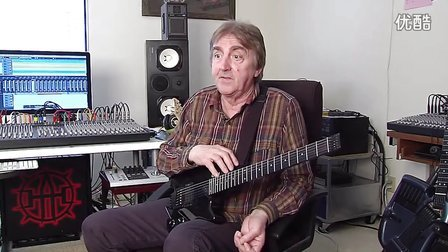 Carvin Allan Holdsworth- talks about his HH series