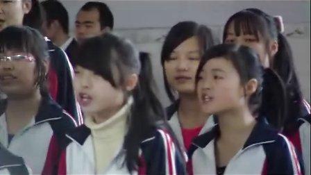 南部县永定中学2011年下学期经典诵读活动