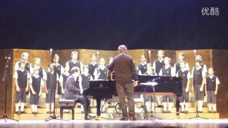 《放牛班的春天》圣马可儿童合唱团音乐会 片段一
