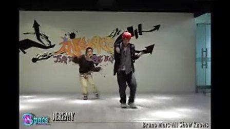 INSPACE舞蹈工作室-JEREMY老师-ALL SHE KNOWS(全)