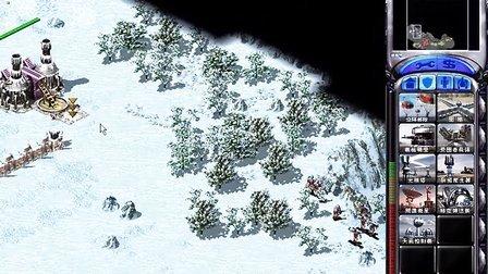 红警2原版(V1.006)冰天雪地 1V7冷酷超级武器(4分46秒)