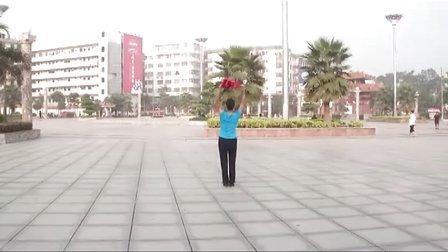 博白民族舞-《 好 中 国 》(反面)