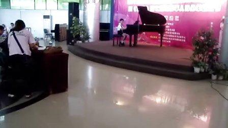 洪聪恺2011年6月1日南昌大学逸夫楼钢琴大赛现场--八音盒