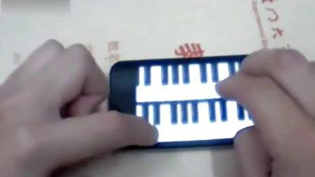 牛人竟用ipod演奏加勒比海_tan8.com