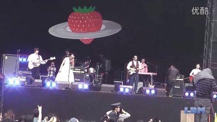 Namo 南无 at 2012 Strawberry Festival