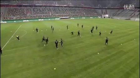 快速团队:德国国家队传球训练③