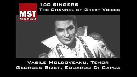 100 Greatest Singers:Vasile Moldoveanu