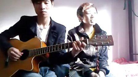 海阔天空 吉他弹唱