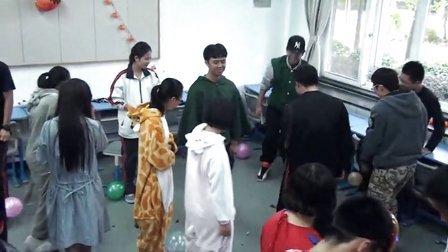 杭师大附中国际部万圣节