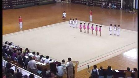 中国幼儿基本体操简介及表演