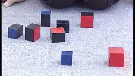 蒙氏教具操作——二项式