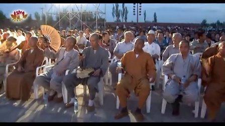 内蒙古甘露寺佛像开光暨妙闻大和尚升座法会(五)