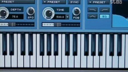 浇灌的园子音乐事工教程-基础键盘2