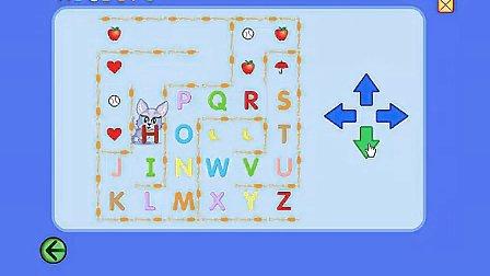 自然拼读-26个英文字母的letter sound-K 标清