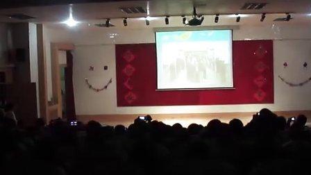 济南大学经济学院10级金融专业联谊晚会《现代版白雪公主》