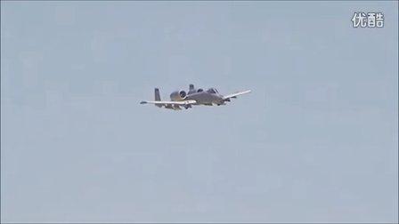 A-10雷霆二式攻击机