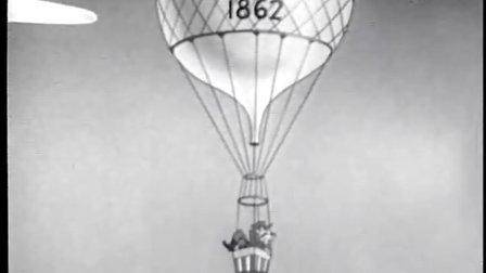 二战美军军教片-气球的历史