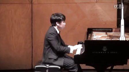 黎卓宇(George Li) 温哥华钢琴独奏音乐会(十六岁)