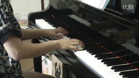 黄小琥《没那么简单》钢琴视奏_tan8.com