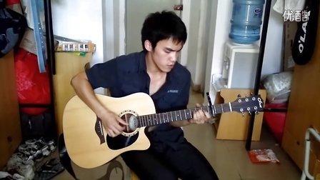 何必在一起 吉他 弹唱