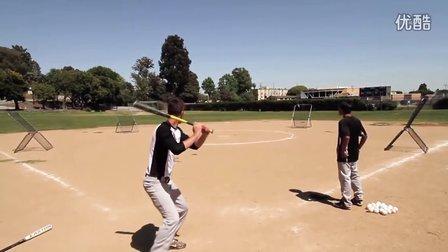 极限击球!高手是这样子打棒球的!