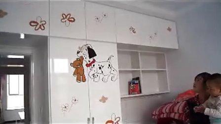 艺术彩绘板客户见证18611894250