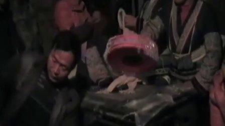 绥阳县太白镇陶小琴结婚,杨德文传