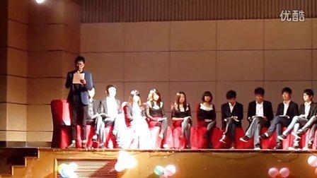 宁波大红鹰学院校学生会非官方非正式小舞会开场秀