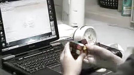 07魔方世界赛冠军中岛慢速练www.scsiot.com习录像