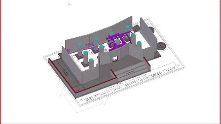 Tekla BIM模型与Trimble施工现场激光放样全站仪接口